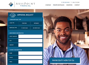 axis point financial website thumb