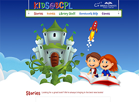 bruce county library for kids