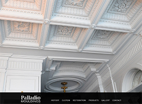 palladio mouldings website