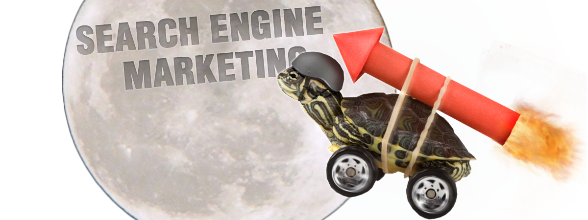 sem, search engine marketing take off