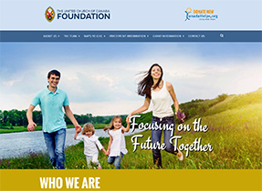united church foundation website