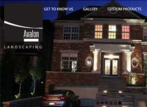 avalon landscaping