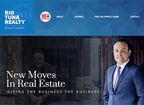 big tuna realty website
