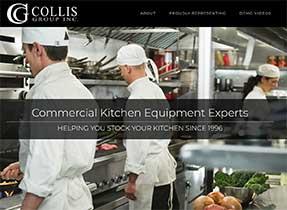 collis group inc website