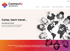 connectU website