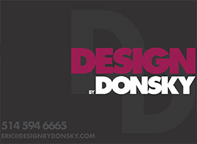 design by donsky website