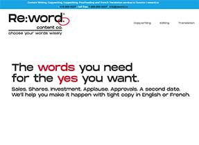 reword website