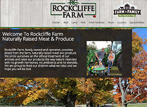 website rockcliffe farm