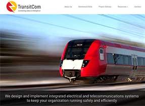 transitCom web site