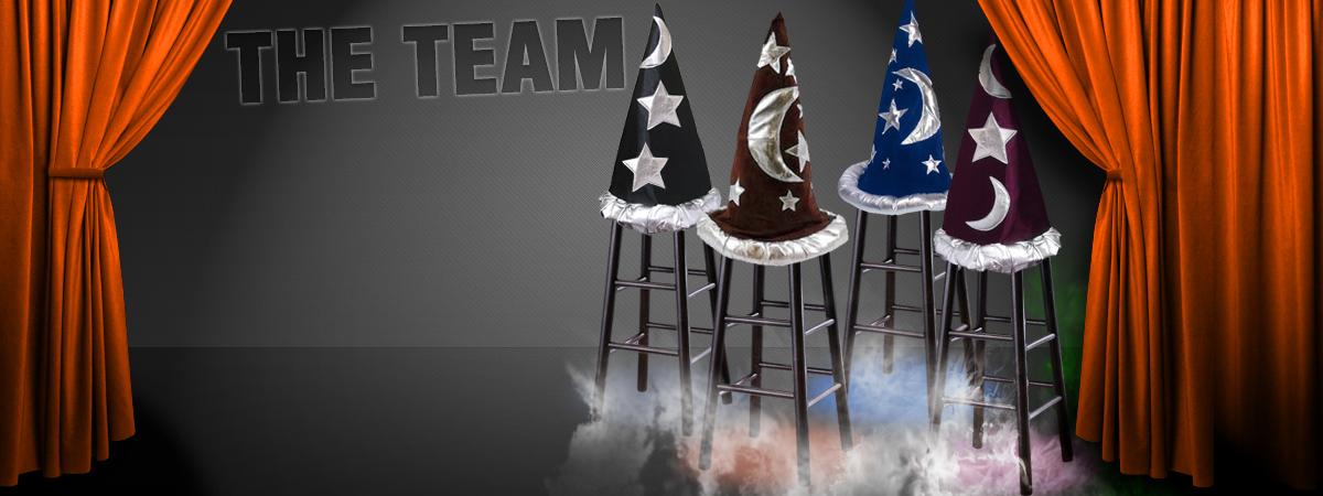 the team of website wizards